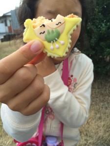 みやっぴぃークッキー発見