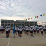 2016三宅小学校運動会