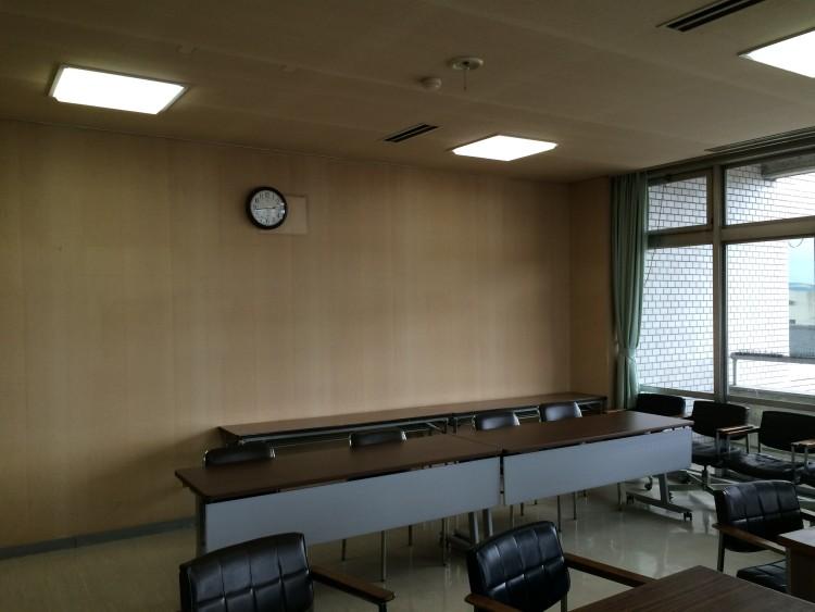 三宅町庁舎 会議室
