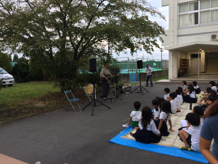 2016/10/7 学童の子供たちコンサート